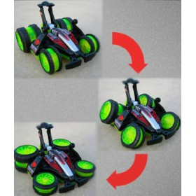 EQUALIZER THE ULTIMATE STUNT MACHINE RC CAR