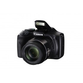 Canon PowerShot SX540 HS with Long Zoom Cameras 50x Optical Zoom and Built-In Wi-Fi, EU23 + SD 8GB, Black