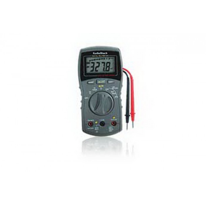Digital multimeter radio shack