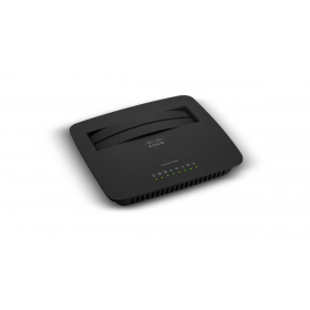 LINKSYS SINGLE BAND W/L-N ADSL2+M-ROUTER X1000-M2