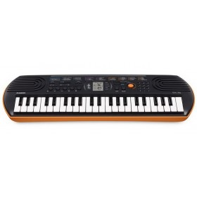 CASIO KEYBOARD SA-76 44 MINI KEY+ADPTOR