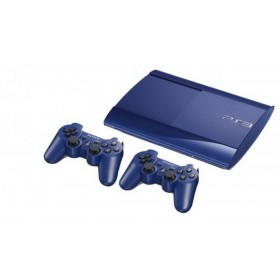 SONY PS3 500GB  BLUE+DS3