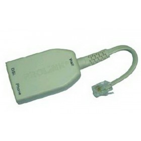 برو لينك موزع إنترنت(PROLINK ADSL SPLITTER MF-102)