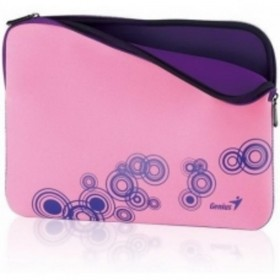 GENIUS MOUSE MICRO PINK+SLEEVE BAG GS-1401 PINK /PURPLE 31280049104