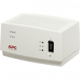 أيه بى سى (APC LINE-R600VA AUTOMATIC VOLTAGE REGULATOR-LE600I) مثبت تيار