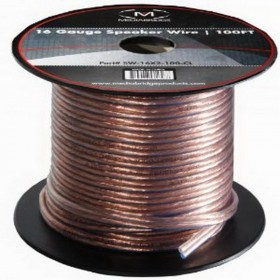 Radioshack 30FT 16 Speaker Wire