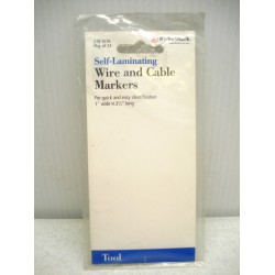 RadioShack® CABLE LABELS