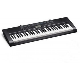 CASIO KEYBOARD CTK-1200 61 piano-style keys+ADPTOR