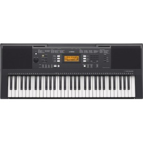 YAMAHA 61-Keys PORTABLE KEYBOARDS PSRE343+ADAPTOR