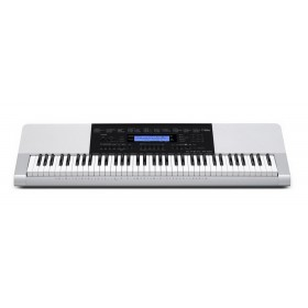 كاسيو أورج موسيقى 76 مفتاح(CASIO KEYBOARD WK-220 76 piano-style keyboard+ADPTOR)