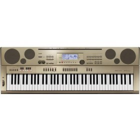 CASIO KEYBOARD AT-5 +ADAPTOR-76 KEY