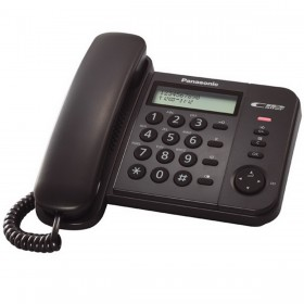 باناسونيك (PANASONIC WIRED CALLER ID KX-TS560) تليفون بسلك