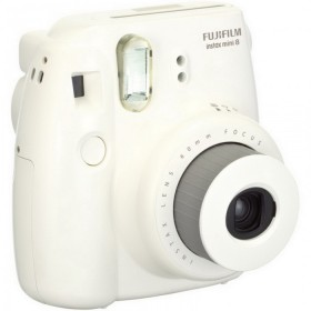 Fuji INSTAX MINI 8 WHITE SINGLE FILM