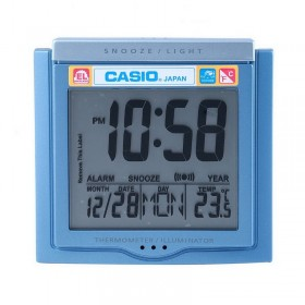 CASIO DIGITAL CLOCK DQ-750F THERMO.LIGHT
