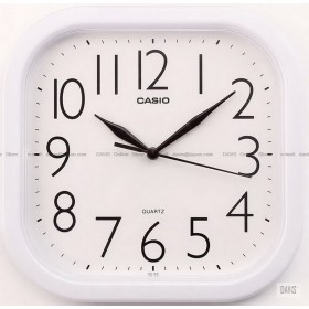 ساعة حائط ( CASIO ANALOGE WALL CLOCK IQ-02 )