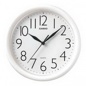 ساعة حائط ( CASIO WALL CLOCK IQ-01 )