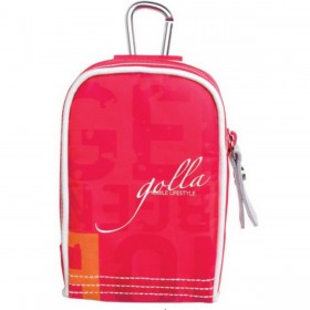 Golla Clara pink CAMERA CASE
