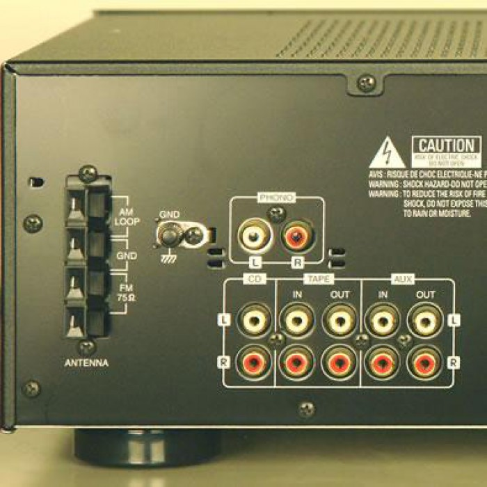 ... Sherwood RX-4109 Stereo Receiver ...