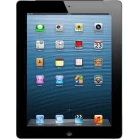 IPAD+RETINA DISPLAY+WI-FI+CELLULAR 16GB-BLACK