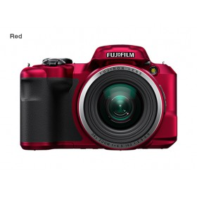 Fujifilm S8600 16MP 36X 3 inch AA RED+CASE+SD 4G