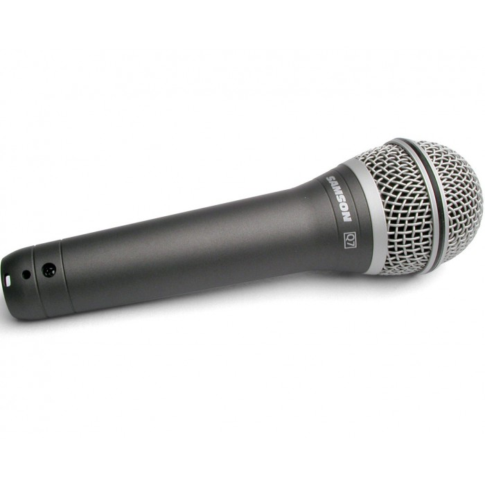 buy from radioshack online in egypt samson q7 dynamic supercardioid handheld microphone for only. Black Bedroom Furniture Sets. Home Design Ideas