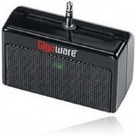 Gigaware 4000218 Universal Speaker for MP3 (Black)