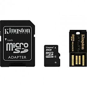 Kingston 8GB MULTI KIT Memory Card