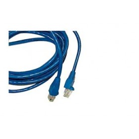 Radio Shack 14 Ft Cat 5 Blue Network Cable