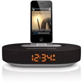 Philips docking speaker DS1200 for iPod/iPhone/iPad Clock display