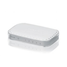 Netgear® GS605NA Gigabit 5-Port Switch