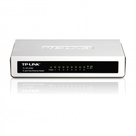 TP-LINK TL-SF1008D 8 ports ethernet switch